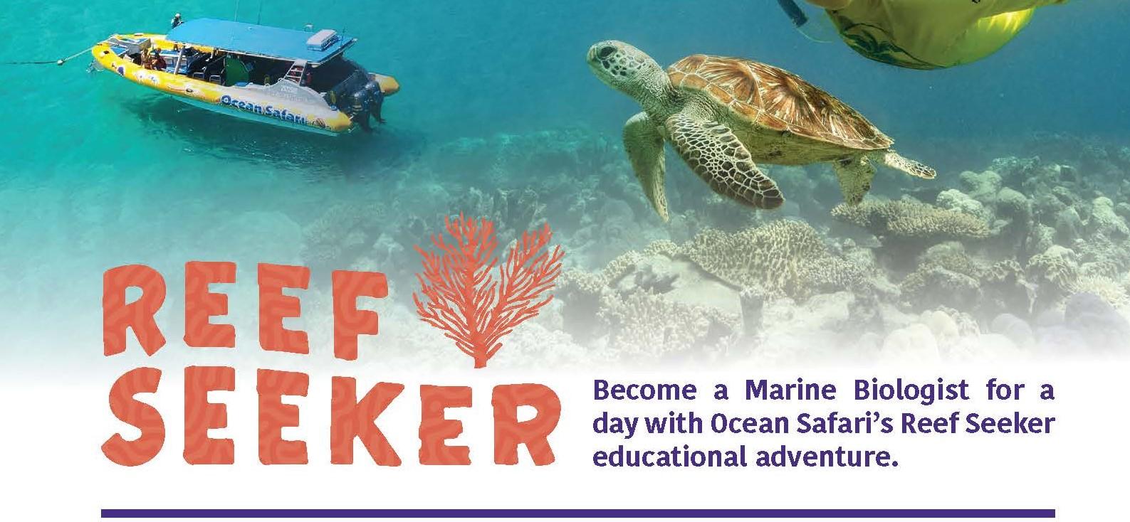 reef seeker